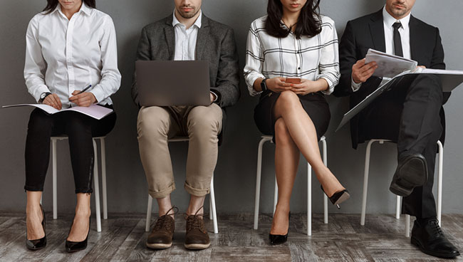 Процесс подбора персонала в организации