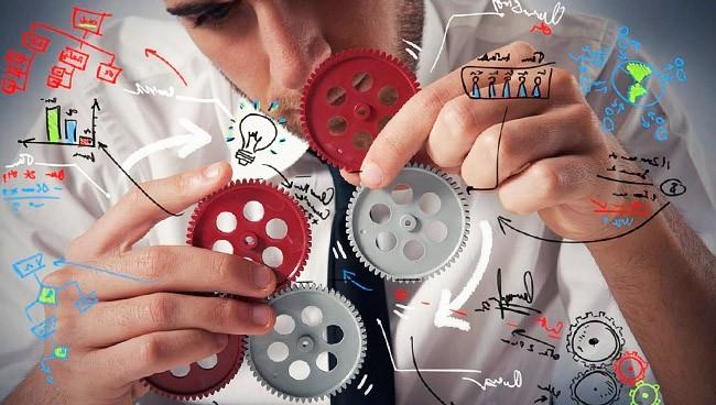 Виды бизнес-процессов