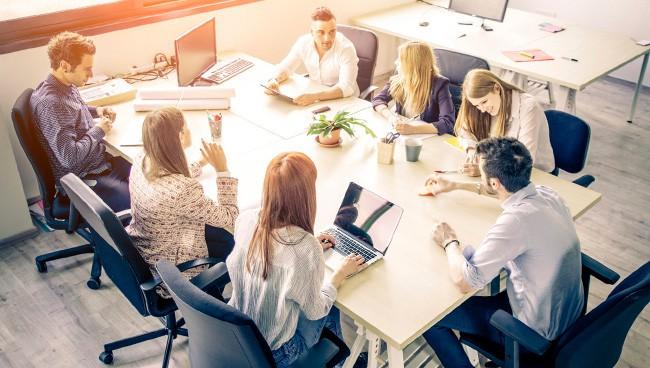 ЦКП сотрудников в различных бизнес-процессах