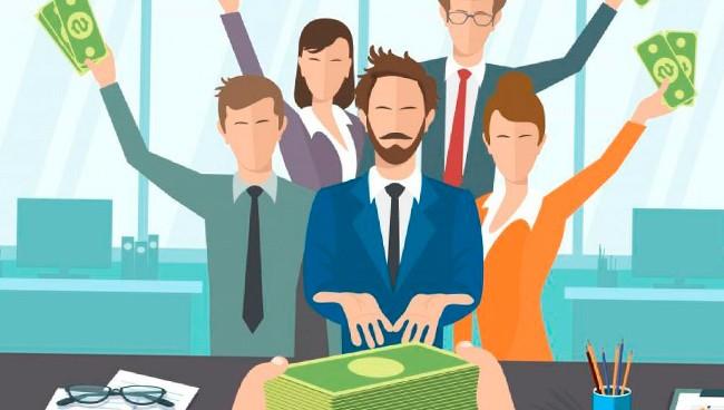 Построение эффективной системы вознаграждения сотрудников