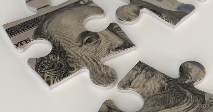 В состав финансового плана организации входят