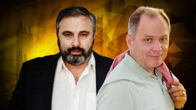 Александр Высоцкий и Алекс Яновский