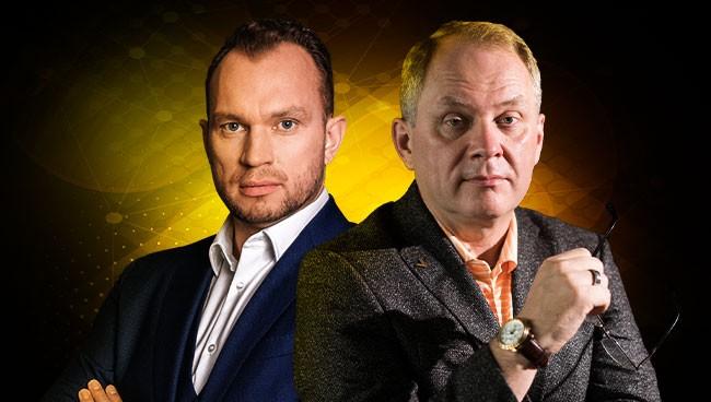 Александр Высоцкий и Максим Темченко