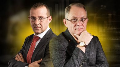 Александр Высоцкий и Игорь Рызов